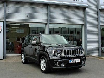 brugt Jeep Renegade 1,0 T 120 Limited First Edition