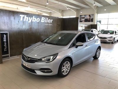 brugt Opel Astra 1,2 Turbo Edition+ 110HK 5d 6g