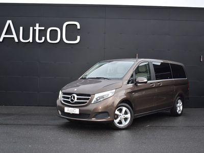 brugt Mercedes V220 d 2,2 Avantgarde aut. lang