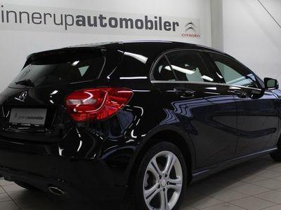 brugt Mercedes A200 1,8 CDI BlueEfficiency Aut. 136HK 5d