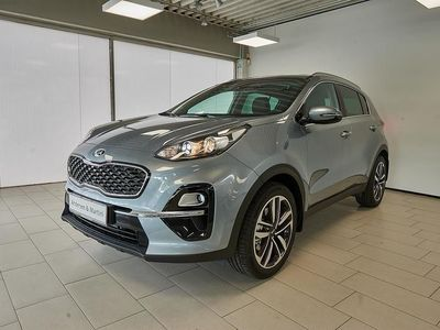 brugt Kia Sportage 1,6 CRDI Vision Collectionpakke 1+2 MHEV DCT 136HK 5d