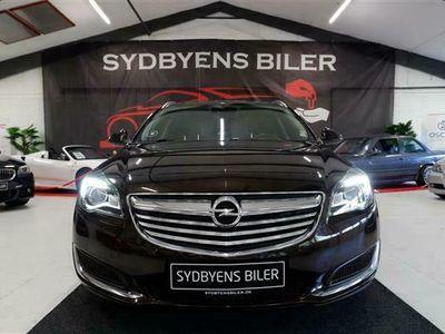 brugt Opel Insignia Sports Tourer 2,0 CDTI Edition Start/Stop 140HK Stc 6g