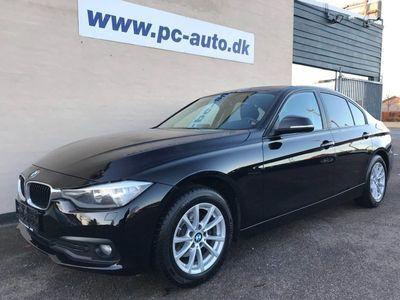 käytetty BMW 318 d