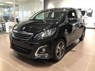 brugt Peugeot 108 1,0 e-Vti Edition 210 72HK 5d