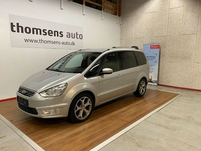 brugt Ford Galaxy 2,0 TDCi 140 Trend Collection aut.