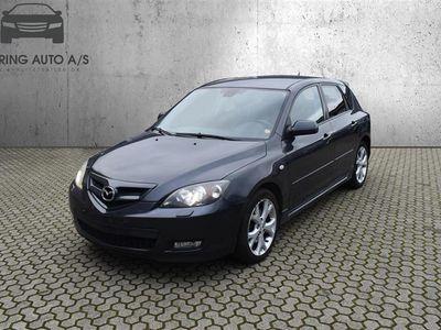brugt Mazda 3 2,0 150HK 5d - Personbil - grå
