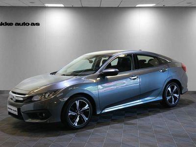 brugt Honda Civic 1,6 i-DTEC Elegance