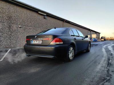 brugt BMW 745 4,4
