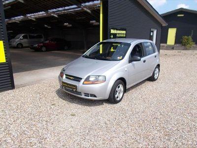 brugt Chevrolet Kalos 1,4 SE A/C 94HK 5d