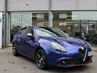 gebraucht Alfa Romeo Giulietta 1,4 M-Air 170 Edizione TCT