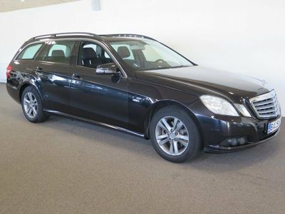 gebraucht Mercedes E220 2 CDi stc. aut. BE