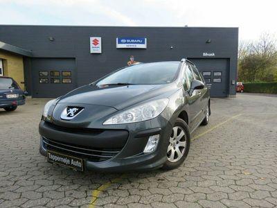 brugt Peugeot 308 1,6 HDi 109 Comfort+ SW