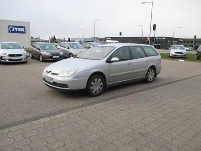 brugt Citroën C5 1,6 HDi Prestige Weekend