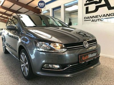 brugt VW Polo TSi 110 Highline BMT