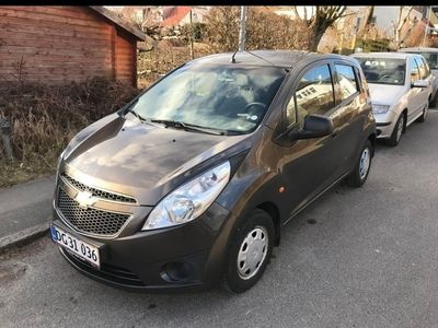 used Chevrolet Spark 1.0 ESP 5D