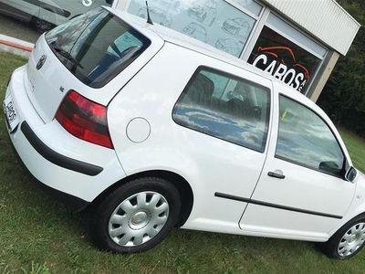 brugt VW Golf 1,6 Trendline 105HK 3d