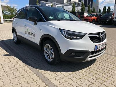 käytetty Opel Crossland X 1,2 T Impress Start/Stop 110HK 5d 6g