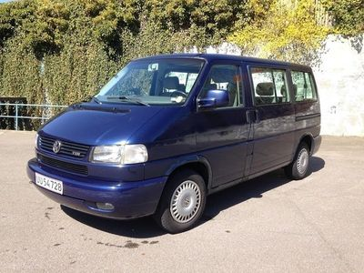 brugt VW Caravelle 2,5 TDI aut. 102HK