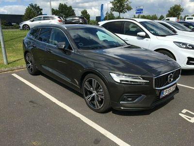 brugt Volvo V60 2,0 T4 190 Inscription aut.