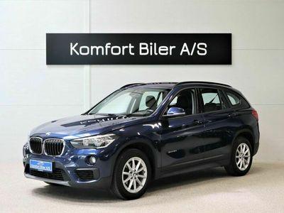 brugt BMW X1 sDrive18d aut. 2,0