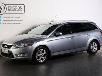 brugt Ford Mondeo TDCi 115 Collection st.car