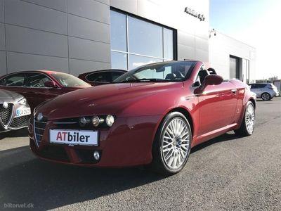 brugt Alfa Romeo Spider 3,2 V6 JTS Q4 260HK Cabr. 6g