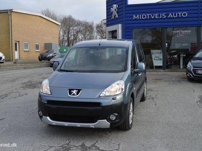 brugt Peugeot Partner 1,6 HDi 92HK