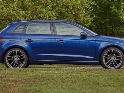 brugt Audi A3 Sportback 2.0 TDI 150 HK 5-DØRS S tronic