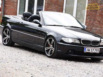 brugt BMW 330 Cabriolet med hardtop