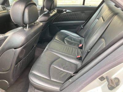 brugt Mercedes E270 CDI AUT.
