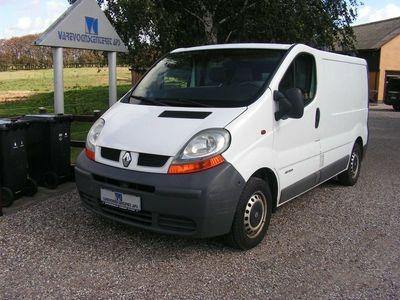 brugt Renault Trafic T27 1,9 D 100 L1H1