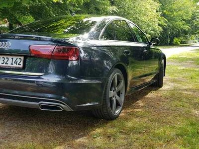 brugt Audi A6 2.0 TDI 190 HK 4-DØRS S tronicS-Line