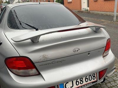 brugt Hyundai Coupé 2,0