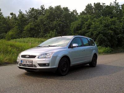 brugt Ford Focus 1,6 STATIONSVOGN 101HK st.car