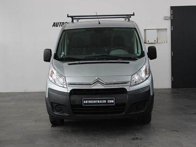 brugt Citroën Jumpy 2,0 HDi 120
