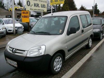 brugt Peugeot Partner 1,6 HDi S-line