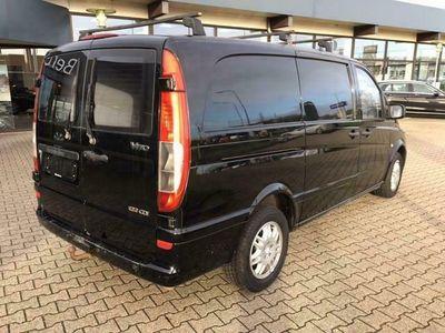 brugt Mercedes Vito 122 L 3,0 CDI Standard 224HK Van Aut.