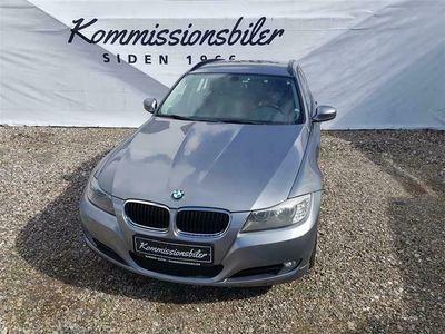 brugt BMW 320 d Touring 2,0 D 184HK Stc 6g
