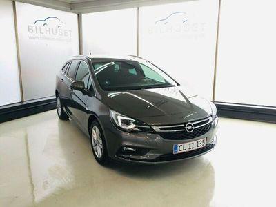 brugt Opel Astra 0 T 105 Impress ST