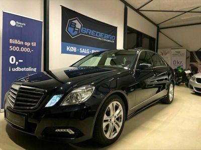 brugt Mercedes E350 CDi Avantgarde aut. BE