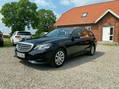 brugt Mercedes E200 2 BlueTEC stc. aut.
