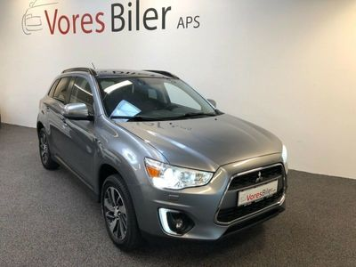 brugt Mitsubishi ASX 1,8 DI-D Instyle 4WD