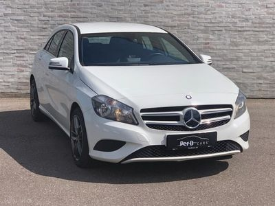 usado Mercedes A180 1,5 CDI BlueEfficiency 109HK 5d 6g