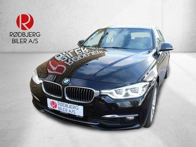 brugt BMW 318 d 2,0 Touring Luxury Line aut.