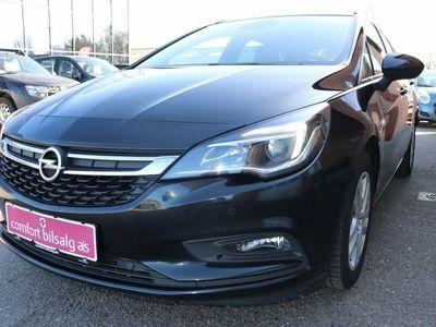 brugt Opel Astra 6 CDTi 110 Innovation ST