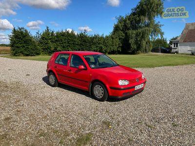 brugt VW Golf IV NYSYNETsælges