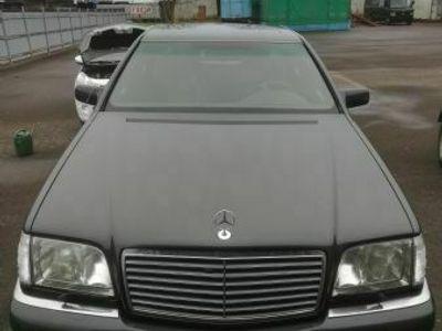 brugt Mercedes 600 W140se