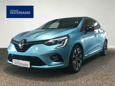 brugt Renault Clio 1,6 E-TECH Mild hybrid Intens 140HK 5d Aut.
