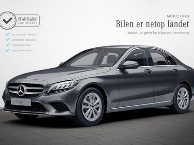 usado Mercedes C200 1,5 Avantgarde aut.