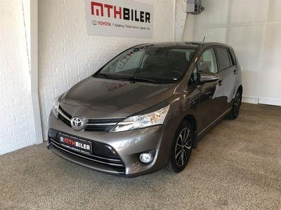 used Toyota Verso 5 pers. 1,8 VVT-I T2 Premium 147HK 6g